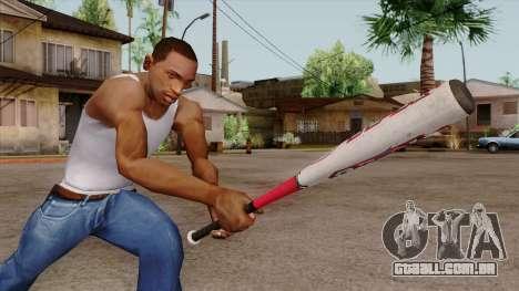 Original HD Bat para GTA San Andreas terceira tela