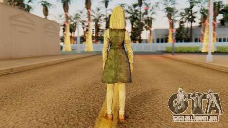 [SH2] Laura Child para GTA San Andreas terceira tela
