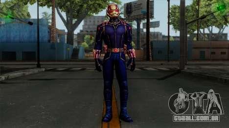 Ant-Man Black para GTA San Andreas segunda tela