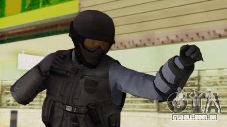 [GTA 5] SWAT para GTA San Andreas