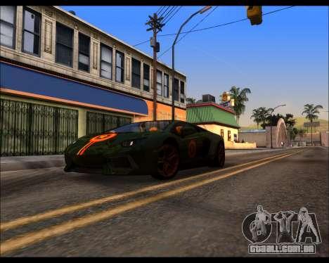 Project 0.1.4 (Medium/High PC) para GTA San Andreas oitavo tela