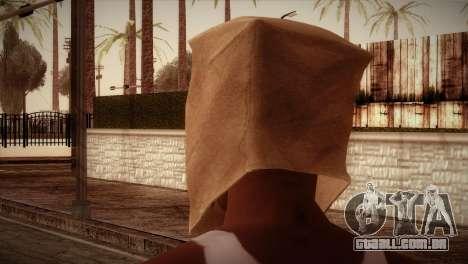 Bolsa para GTA San Andreas segunda tela