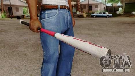 Original HD Bat para GTA San Andreas segunda tela