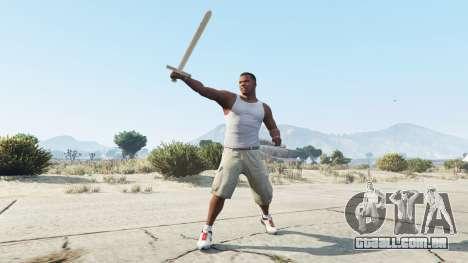 GTA 5 Espada Excalibur segundo screenshot
