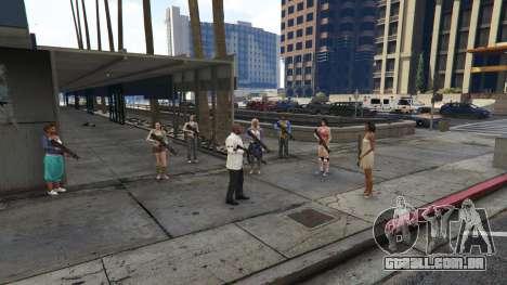 GTA 5 Bodyguard Menu 1.7 segundo screenshot