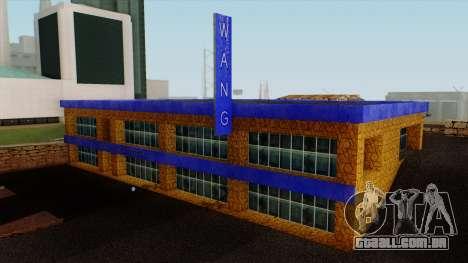 A Wang Cars Showroom para GTA San Andreas segunda tela