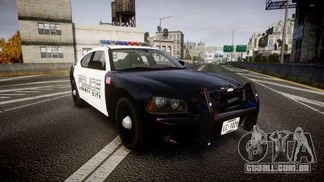 Dodge Charger Police Liberty City [ELS] para GTA 4