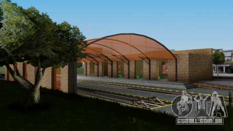 Station, em San Fierro Final para GTA San Andreas