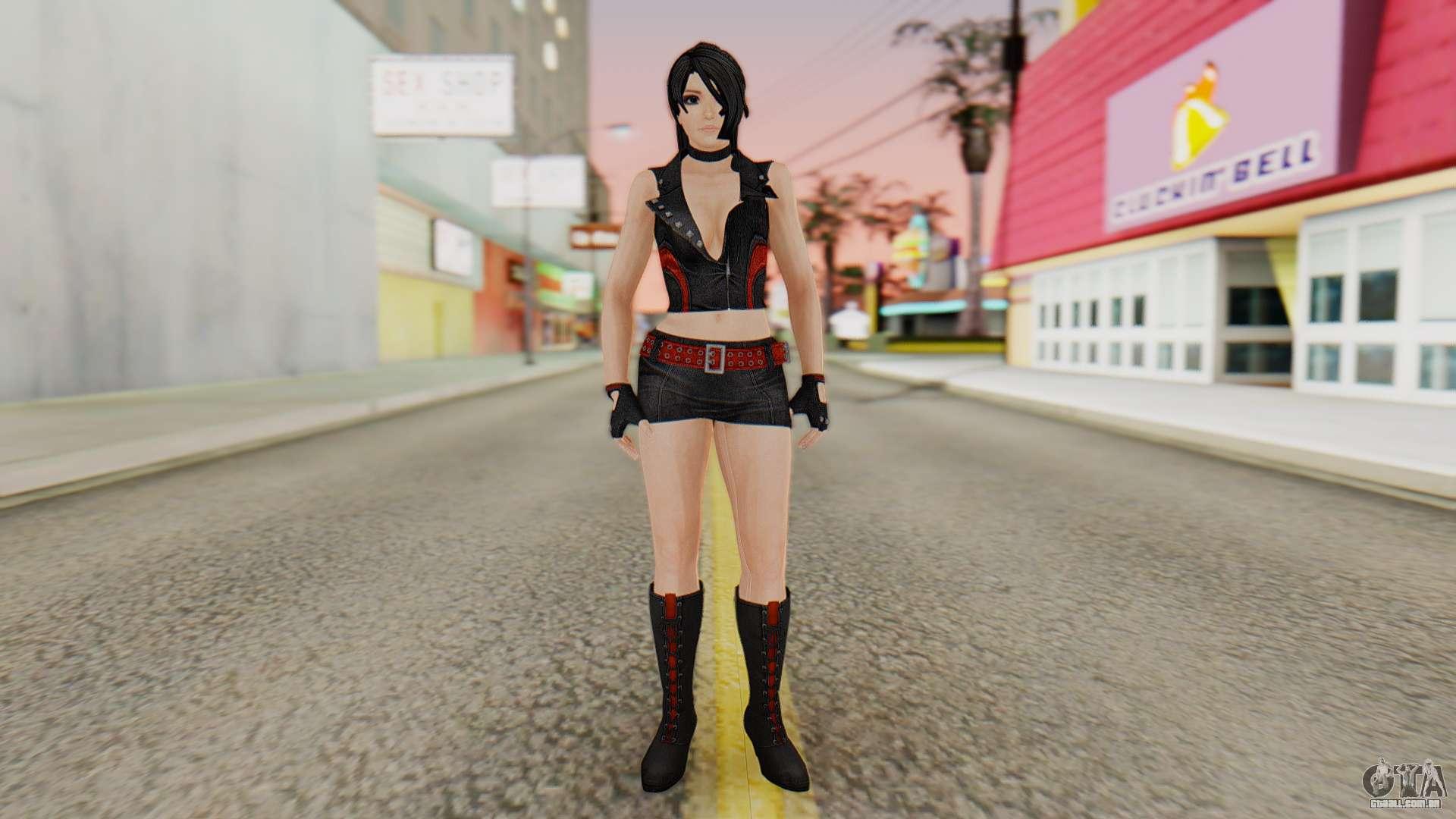 Katarina  The Sexy Blade Skin Control  GTA5Modscom
