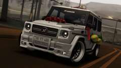 Mercedes Benz G65 Hamann Tuning Wedding Version