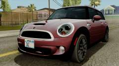 Mini Cooper Batik PaintJob