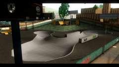 Hospital e Parque de skate