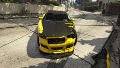 Semi-Realistic Vehicle Physics V 1.6 para GTA 5