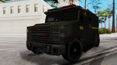 GTA 5 Enforcer Indonesian Police Type 2