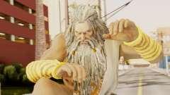 Zeus v2 God Of War 3 para GTA San Andreas