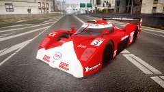 Toyota GT-One TS020 Le Mans 1999