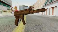 MP5K Silenced SA Style