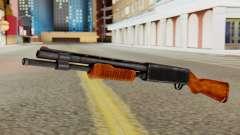 Xshotgun espingarda de ação de Bomba para GTA San Andreas