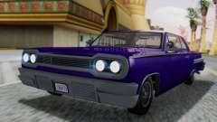 GTA 5 Declasse Voodoo IVF para GTA San Andreas