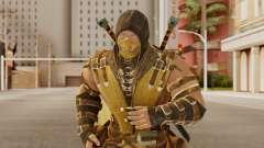Scorpion [MKX] para GTA San Andreas