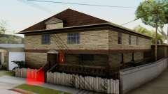 O novo interior da casa do CJ para GTA San Andreas