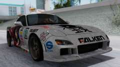 Mazda RX-7 Itasha