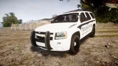 Chevrolet Tahoe 2013 New Alderney Sheriff [ELS]