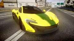 McLaren P1 2014 [EPM] Harrods GTR para GTA 4