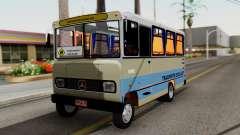 Mercedes-Benz LO-608D Paraguay School Bus