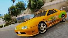 Elegy Supra PJ para GTA San Andreas