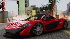 Progen T20 para GTA San Andreas
