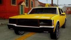 Classic Taxi Los Santos
