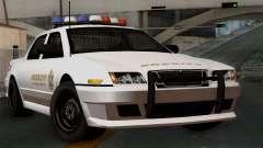 GTA 5 Sheriff Car para GTA San Andreas