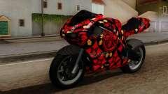 Bati Batik para GTA San Andreas