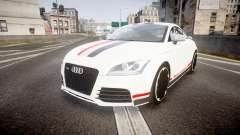 Audi TT RS 2010 Quattro