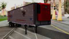 International ProStar Trailer