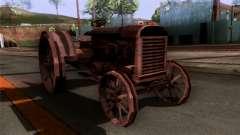GTA 5 Rusty Tractor