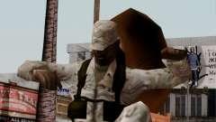 O Africano soldado Americano Multicam