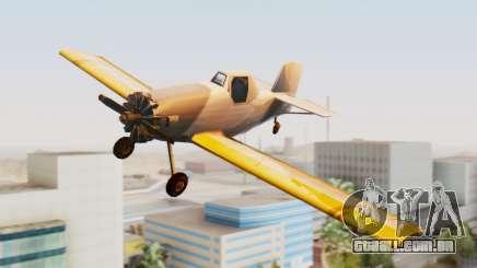 Cropduster Remake para GTA San Andreas