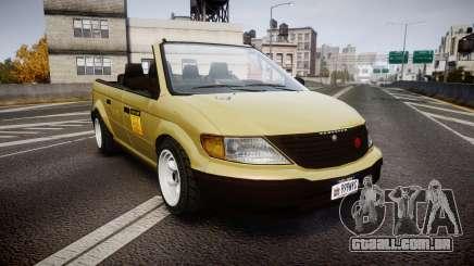 Schyster Cabby LX para GTA 4