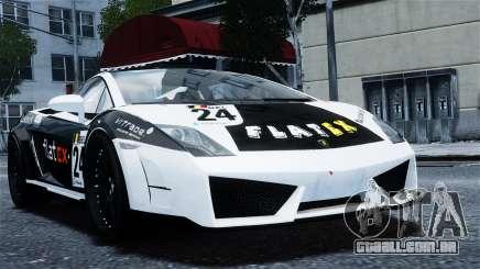 Lamborghini Gallardo LP560-4 para GTA 4
