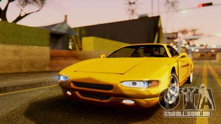 HD Infernus para GTA San Andreas