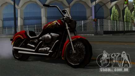 Freeway Avenger para GTA San Andreas