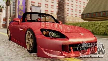 Honda S2000 para GTA San Andreas