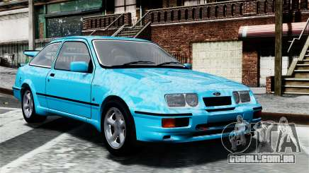 Ford Sierra RS Cosworth v2 para GTA 4