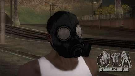 Mascara de Gas para GTA San Andreas