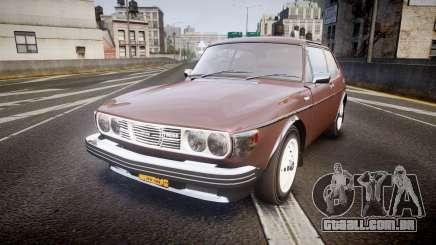 Saab 99 Turbo para GTA 4