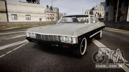 Chevrolet Impala 1967 Custom para GTA 4