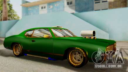 New Sabre Devil para GTA San Andreas