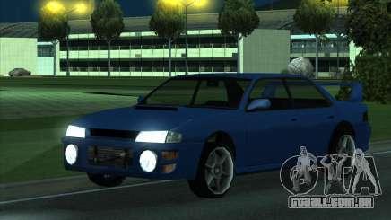 Sultan v1.0 para GTA San Andreas